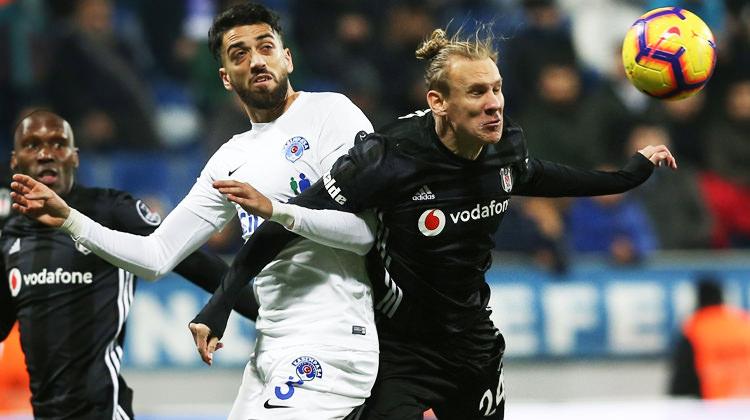 Beşiktaş'ta hataya yer yok! Muhtemel 11'ler