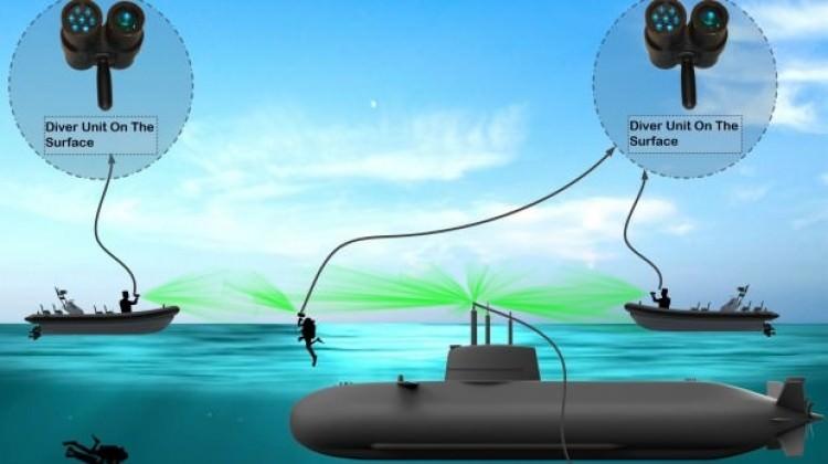Denizaltındaki haberleşmeye Türk çözümü