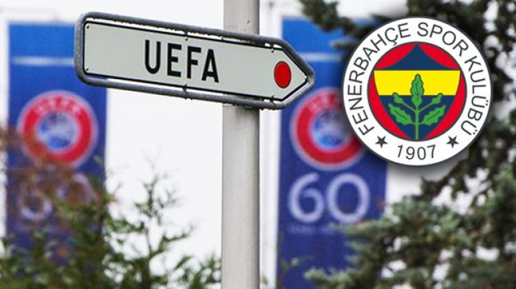 Fenerbahçe'den UEFA ve men açıklaması!