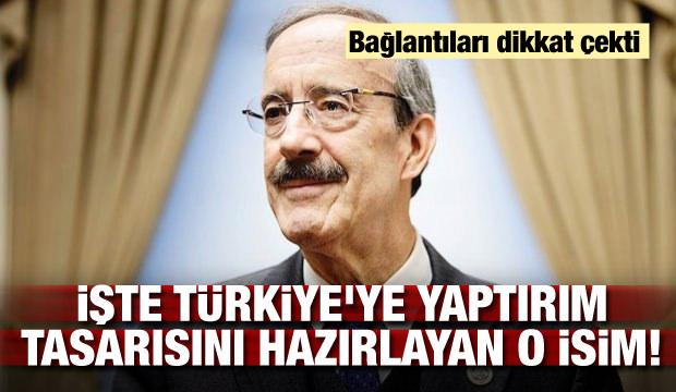İşte Türkiye'ye yaptırım tasarısını hazırlayan o isim!