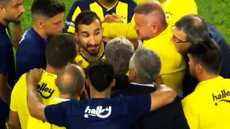 Kadıköy'de olaylar! Mehmet Topal-Ersun Yanal...