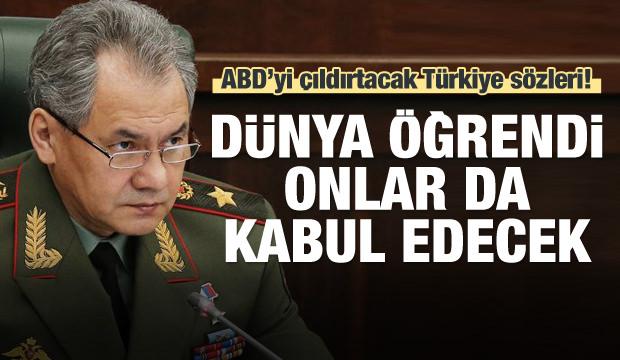 ABD'yi çıldırtacak sözler: Türkiye ile birlikte üreteceğiz