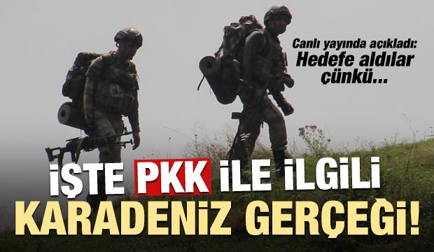 PKK'nın şeytani planını açıkladı!