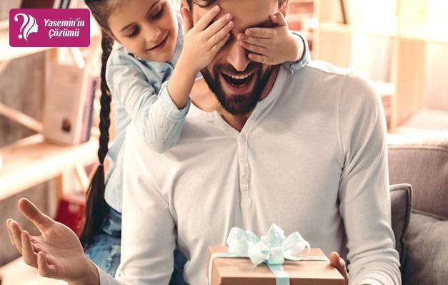 Babanızın karakterine uygun hediye için özel seçim!