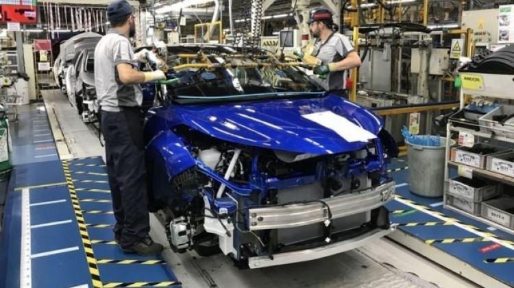 Otomobil üretimi yılın ilk 5 ayında yüzde 11 geriledi