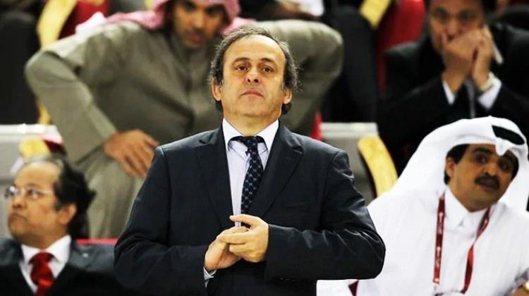 Michel Platini serbest bırakıldı! İşte ilk sözleri...