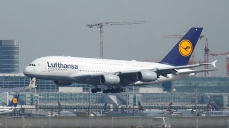 Lufthansa, rekabetten dolayı kar hedefini düşürdü