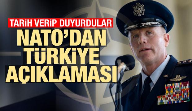 NATO'dan Türkiye-ABD (S-400 F-35) açıklaması! Tarih verdiler