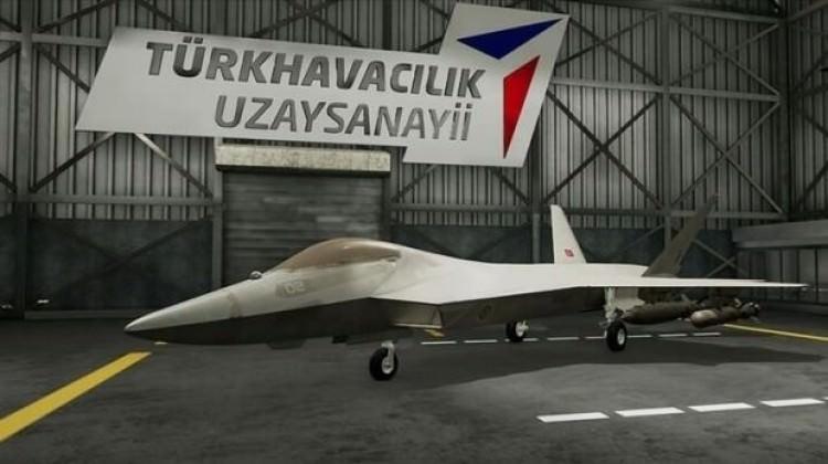 Milli savaş uçağı rüzgarı esti!