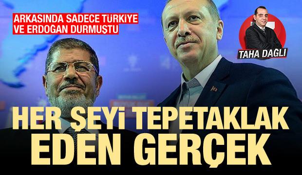 Tek, Türkiye ve Erdoğan desteklemişti: Her şeyi tepetaklak eden gerçek