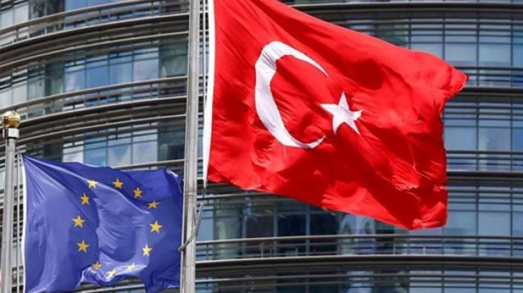 Türkiye, AB ile 827,7 milyon euro ticaret fazlası verdi