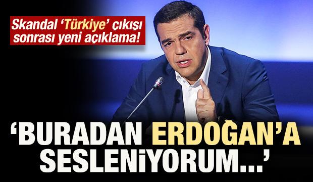 Çipras'tan Başkan Erdoğan'a yanıt!
