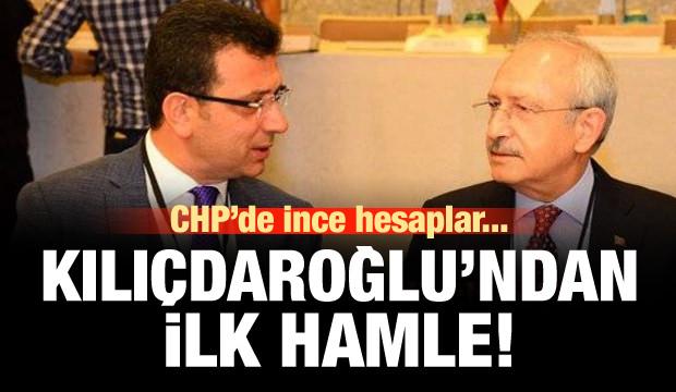 İmamoğlu'nun başarısı sonrası CHP'de ince hesaplar
