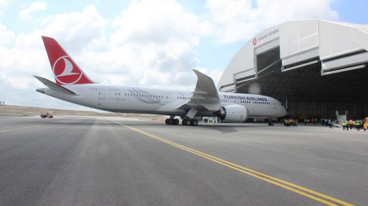 THY rüya uçağın ismini açıkladı! İlk uçuş Trabzon'a