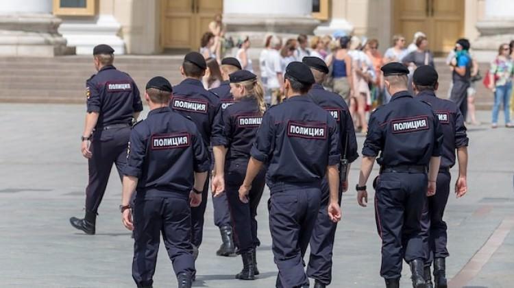 Türkiye'de Rus polisi heyecanı!