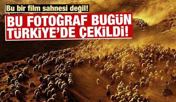 Türkiye'den müthiş manzaralar!