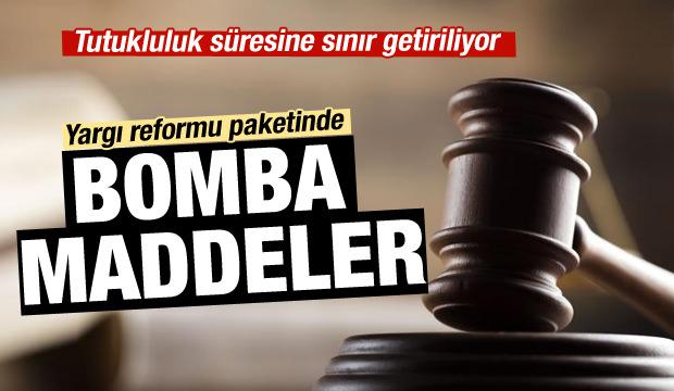 Yargı reformunda neler var?
