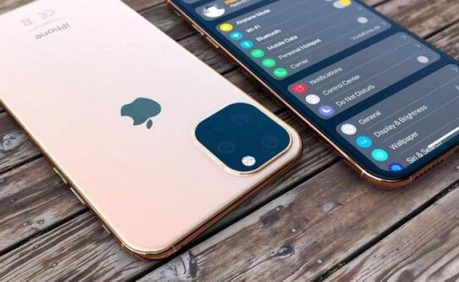 İlk görüntü geldi! İşte Apple'ın yeni bombası