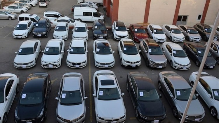 40 bin araç için beklenen af çıktı