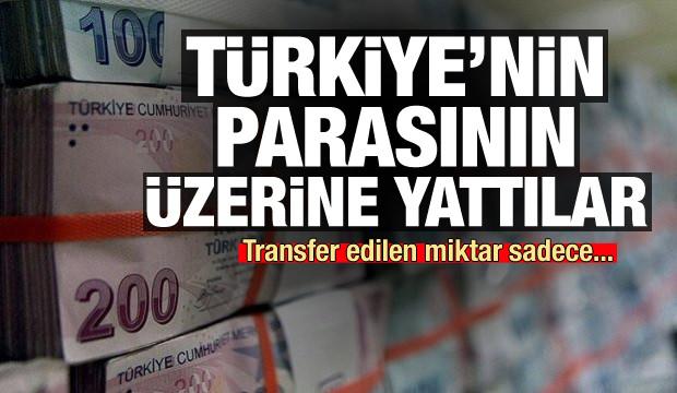 AB sözünde durmuyor! Türkiye'nin parasının üzerine yattılar