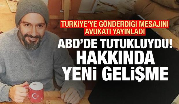 ABD'de tutuklu bulunan Hakan Atilla tahliye oldu! Türkiye'ye ilk mesaj