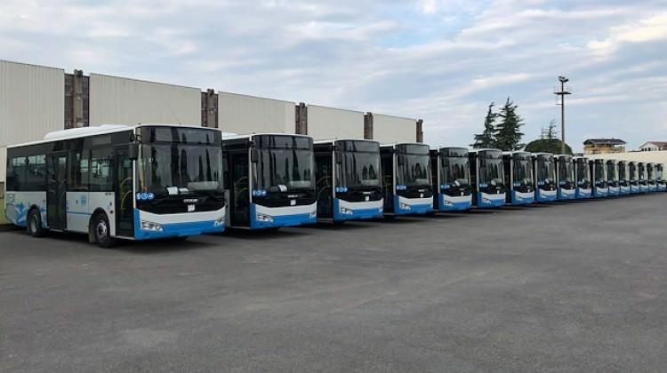 Bu ülkenin sorununu Türk otobüsleri çözecek
