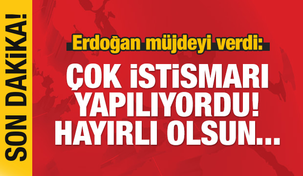 Cumhurbaşkanı Erdoğan Atatürk Havalimanı'nda konuştu