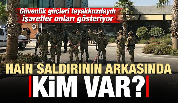 Erbil'deki saldırının arkasında kim var?