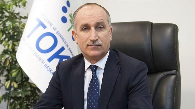 TOKİ Başkanı Bulut: Satışlarımızda bir düşme yok