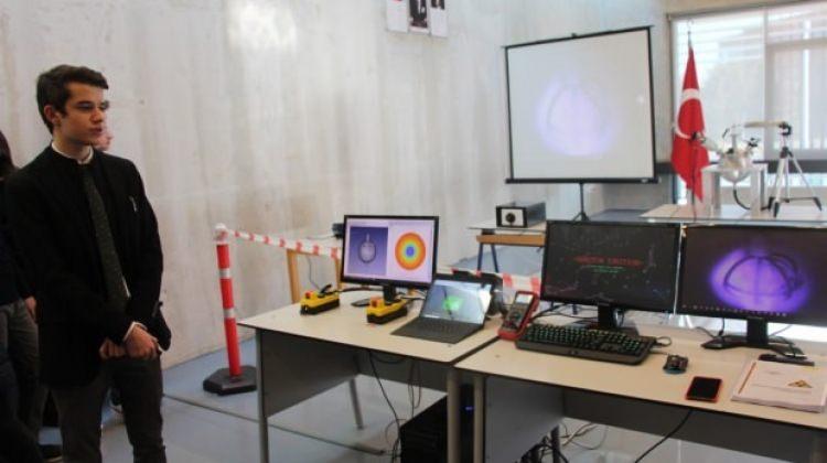 Nükleer füzyon reaktörü tasarlayan genç Türk fizikçi Çernobil'de