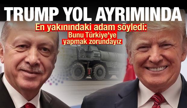 Pompeo'dan Trump'a S-400 çağrısı: Bunu Türkiye'ye yapmak zorundayız
