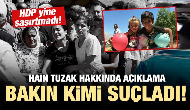 Terör örgütü PKK, Ayaz ve Nupelda'yı katletti. HDP, devleti suçladı