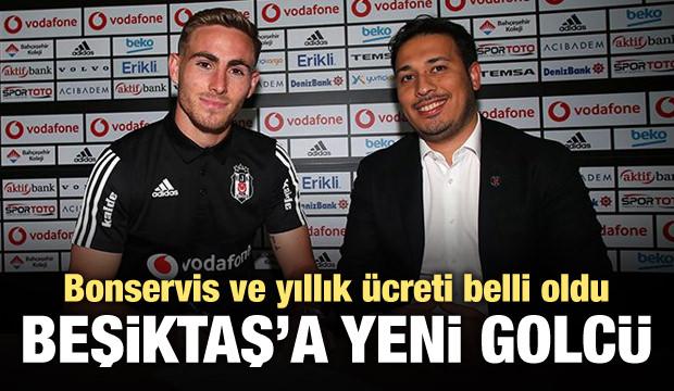 Tyler Boyd resmen Beşiktaş'ta!