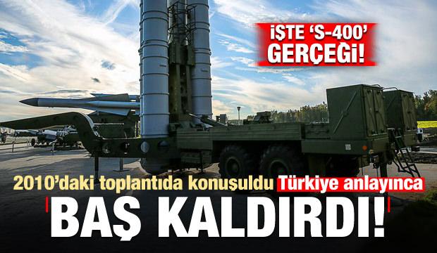 ABD anahtarı vermeyecekti, Türkiye baş kaldırdı! İşte S-400 gerçeği...