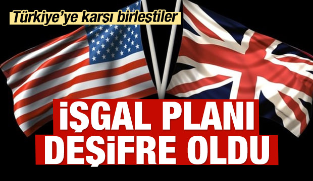 Akdeniz'i işgal planı!