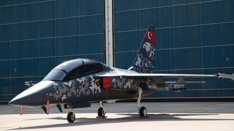 Türkiye'nin ilk süpersonik jetinin tasarımı tamamlandı