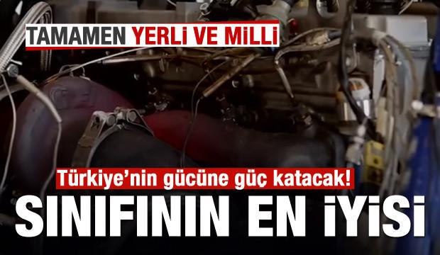 Türkiye'nin gücüne güç katacak: TEI PD-170 Turbodizel Motor