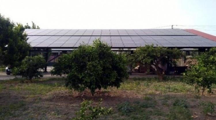 Çiftliğine güneş enerjisi sistemi kuran üretici borçlu çıktı