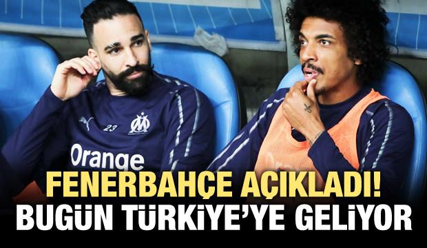 Fenerbahçe, Adil Rami'yi açıkladı!