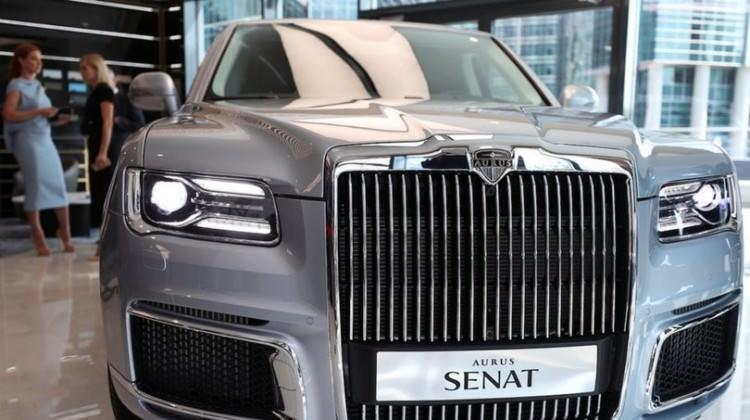 Putin'in arabası satışa çıktı!