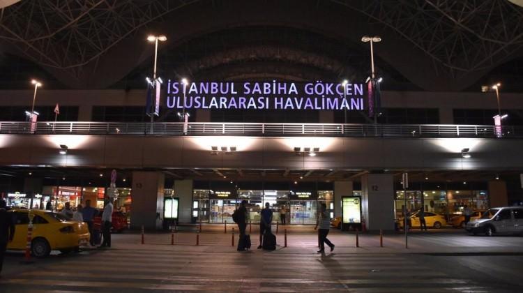 Sabiha Gökçen Havalimanı'nı kullanacaklar dikkat!