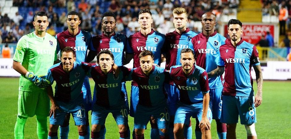 Trabzonspor, Atina'da avantaj peşinde