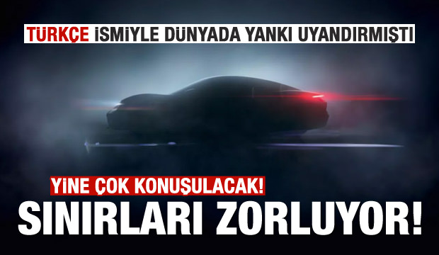 Türkçe isimli otomobilden inanılmaz performans