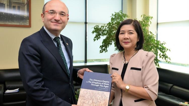 Türkiye-Tayland arasında yeni dönem! 2020'de başlıyor
