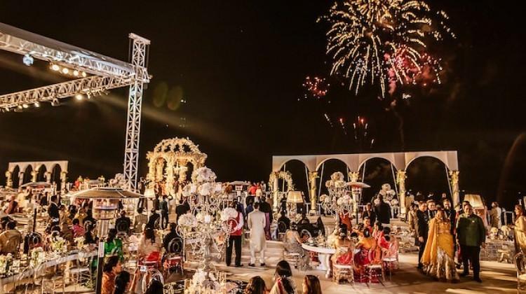 Türkiye'deki Hint düğünlerinde tarihi rekor