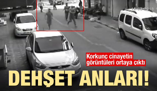 Zeytinburnu'nda korkunç cinayet!