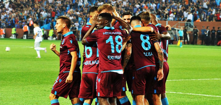 Trabzonspor'da Getafe öncesi 6 eksik!