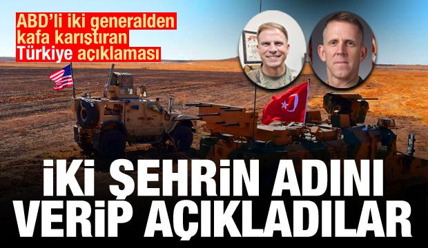 Kafa karıştıran Türkiye açıklaması! İki şehrin adını verip duyurdular
