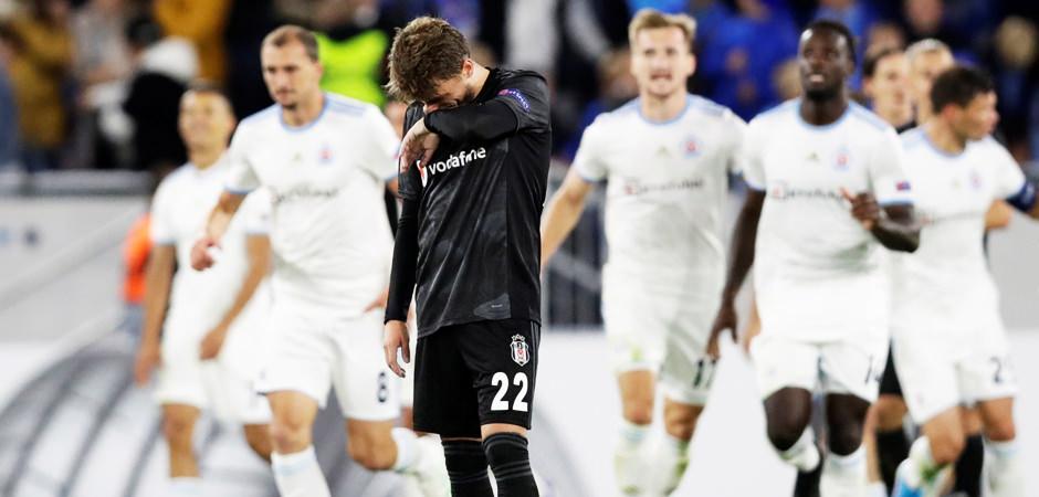 Avrupa'da kara hafta! 3 mağlubiyet 1 beraberlik