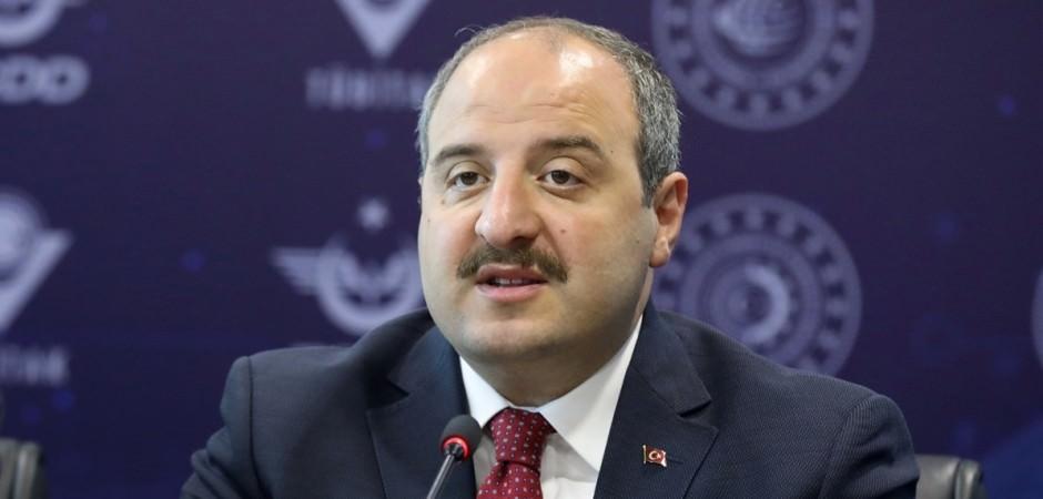 Varank: Türkiye'de ilk defa yapılıyor